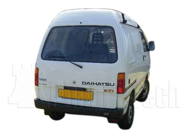 Daihatsu Low Mileage Engine