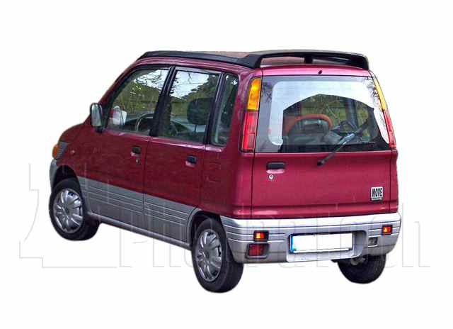 Replacement Daihatsu Engines