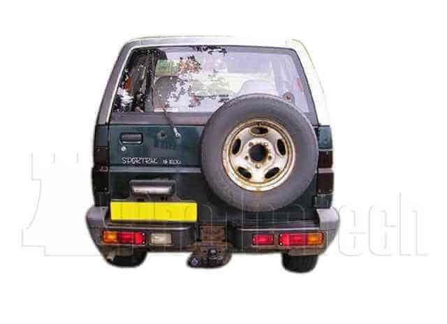 Daihatsu Sportrak Automatic Transmission
