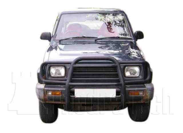 Car Picture - Model 2 - DAIHATSU SPORTRAK 1600 cc 88-994 CYLINDERINJECTION4X4 3 DOOR (SWB)