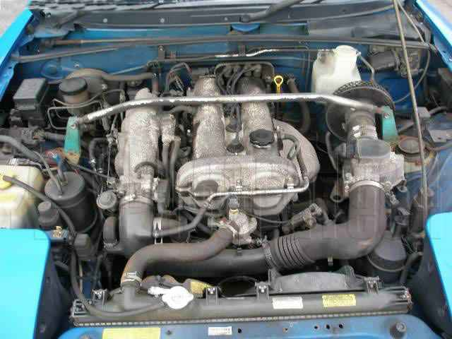 Eunos B6 DOHC MX5 90 ENGINE