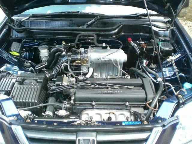 2000 Honda Crv 2.0 Engine For Sale (B20B) (B20Z1) | Ideal Engines & Gearboxes