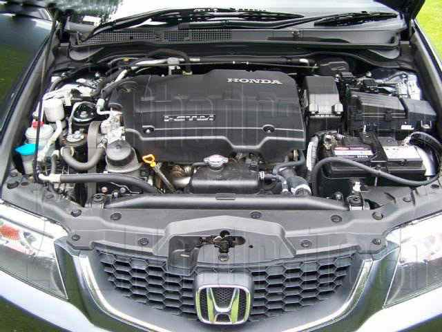 Honda N22A1 cdti accord 01 06 eng