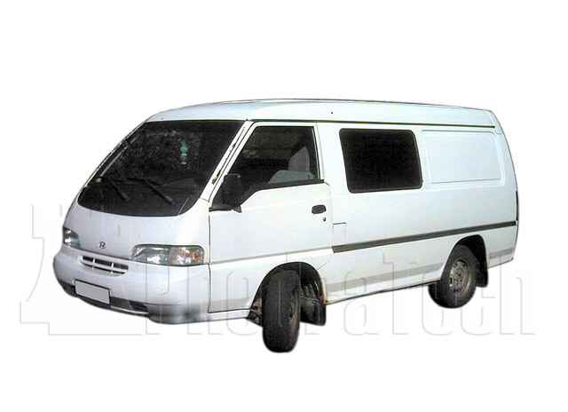 Car Picture - Model 1 - HYUNDAI H100 2500 cc 95-11  NON-TURBO      PANEL VAN