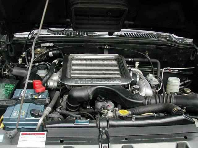 Engine Picture - Model 1 - ISUZU MU 3100 cc 96-99TURBOEFIJAP IMPORT4X4 3 DOOR (SWB)