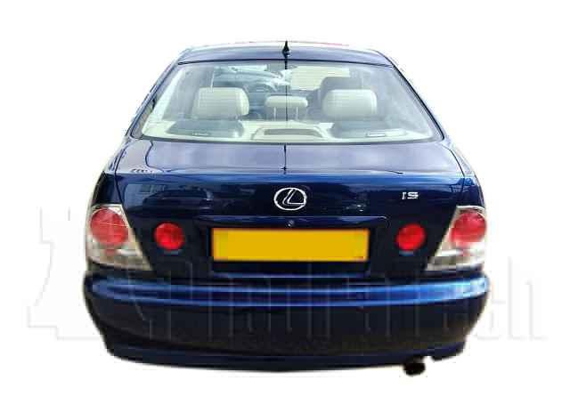 Lexus IS200 151