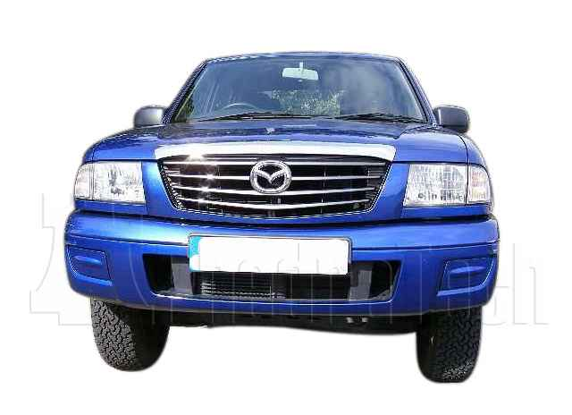 Car Picture - Model 5 - MAZDA B2500 DIESEL 2500 cc 97-06TURBODOUBLE CAB PICK UP