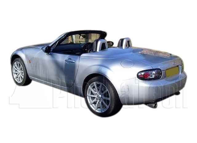 New Mazda MX5 Engine