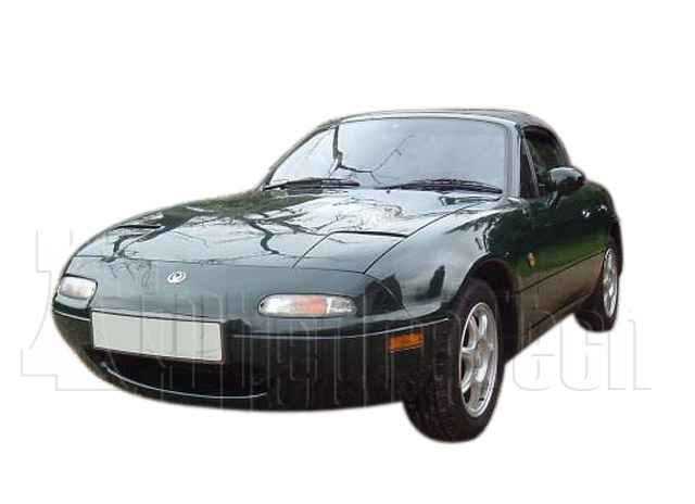 Car Picture - Model 1 - MAZDA MX5 1600 cc 89-98  16 VALVE  DOHC EFI  TURBO INTERCOOLER  CONVERTIBLE