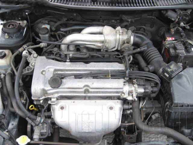 Engine Picture - Model 1 - MAZDA 323F 1800 cc 86-92  16 VALVE  DOHC EFI    5 DR HATCH