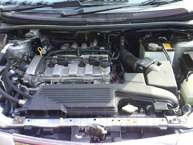 Engine Picture - Model 3 - MAZDA PREMACY 1800 cc 98-05  DOHC EFI  INJECTION  COIL PACK ENGINE  5 DR ESTATE
