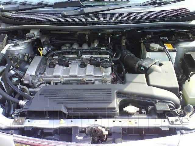 Engine Picture - Model 3 - MAZDA PREMACY 1800 cc 98-05DOHC EFIINJECTIONCOIL PACK ENGINE5 DR ESTATE
