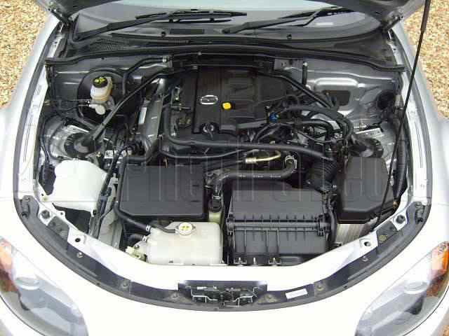 Engine Picture - Model 2 - MAZDA MX5 2000 cc 05-11  16 VALVE  DOHC EFI  MK 3  CONVERTIBLE