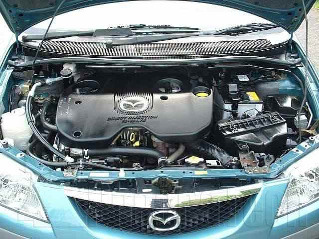 2002 Mazda Premacy 2 0 Engine For Sale  Rf  Turbo