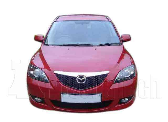 Car Picture - Model 1 - MAZDA 3 2300 cc 03-11  16 VALVE  TURBO    5 DR HATCH