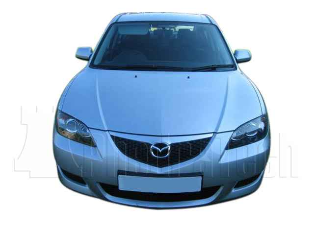 Car Picture - Model 2 - MAZDA 3 2000 cc 03-11  16 VALVE      4 DR SALOON