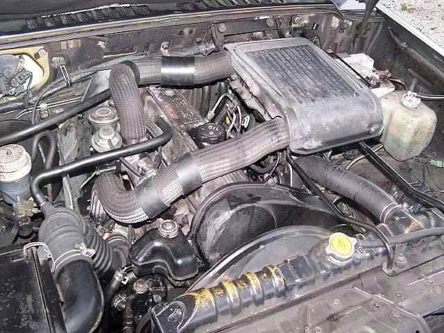 1991 Mitsubishi Pajero 2 5 Engine For Sale (4D56T) Turbo