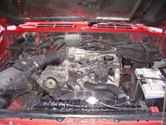 1991 Mitsubishi Shogun 3 0 Engine For Sale  6g72