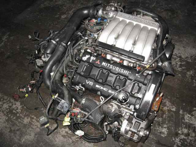 1996 Mitsubishi 3000gt 3 0 Engine For Sale 6g72tt Twin