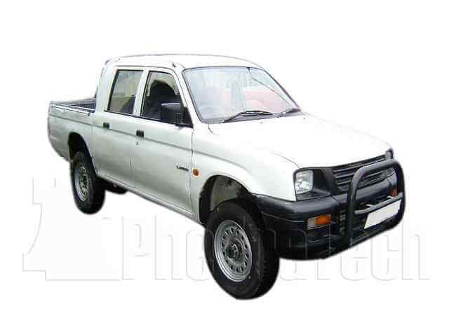 Car Picture - Model 1 - MITSUBISHI L200 DIESEL 2500 cc 97-06  TURBO INTERCOOLER  EFI  FOUR WHEEL DRIVE  DOUBLE CAB PICK UP