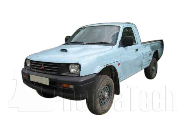 Car Picture - Model 2 - MITSUBISHI L200 DIESEL 2500 cc 86-97  TURBO    BASIC MODEL  SINGLE CAB PICK UP