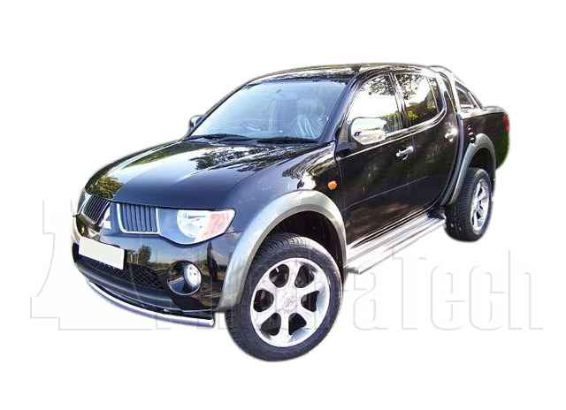 Car Picture - Model 1 - MITSUBISHI L200 DIESEL 3200 cc 06-11  TURBO INTERCOOLER  DI DC  FOUR WHEEL DRIVE  DOUBLE CAB PICK UP