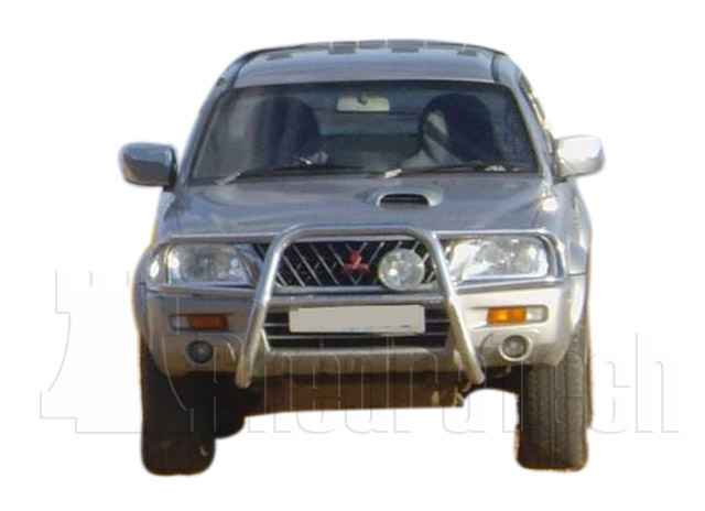 Car Picture - Model 6 - MITSUBISHI L200 DIESEL 2500 cc 97-06TURBO INTERCOOLERFOUR WHEEL DRIVEDOUBLE CAB PICK UP