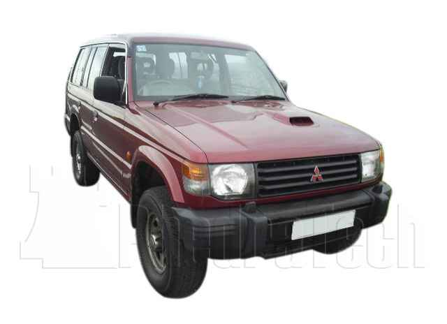 Mitsubishi Shogun Diesel Automatic Transmission For Sale