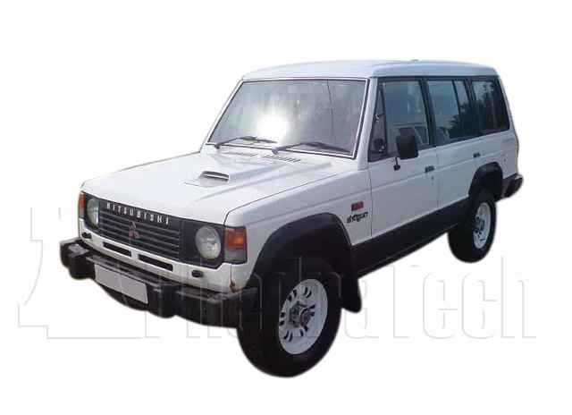Car Picture - Model 2 - MITSUBISHI SHOGUN 2500 cc 89-91  TURBO INTERCOOLER      4X4 5 DOOR (LWB)