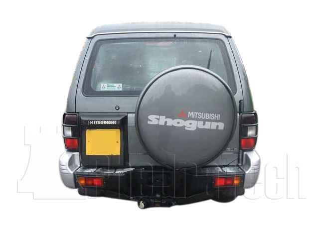 Mitsubishi Shogun Diesel 150