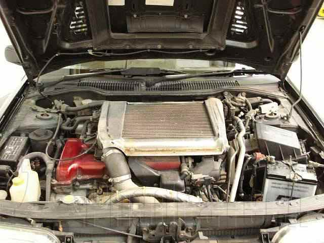 Engine Picture - Model 1 - NISSAN PULSAR 2000 cc 89-98  16 VALVE  TURBO INTERCOOLER  GTIR  3 DR HATCH