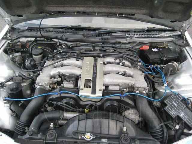1992 Nissan 300zx 3 0 Engine For Sale Vg30de Ideal
