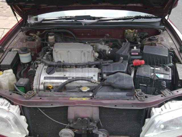 Engine Picture - Model 1 - NISSAN MAXIMA QX 2000 cc 94-03  V6 24 VALVE      4 DR SALOON