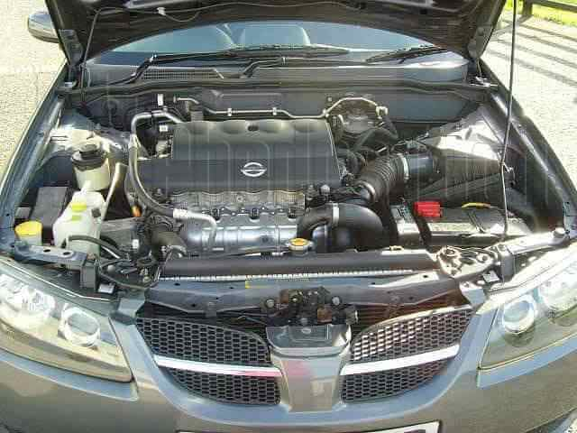 Engine Picture - Model 2 - NISSAN X-TRAIL 4X4 DCI DIESEL 2200 cc 00-07  16 VALVE  DC I    4X4 5 DOOR (LWB)