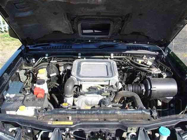 2008 Nissan Navara 25 Di Engine For Sale Yd25det Turbo Ideal