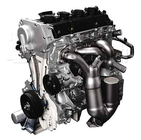 Engine Picture - Model 6 - NISSAN PRIMERA 2000 cc 98-02  16 VALVE  TWIN CAM    5 DR HATCH