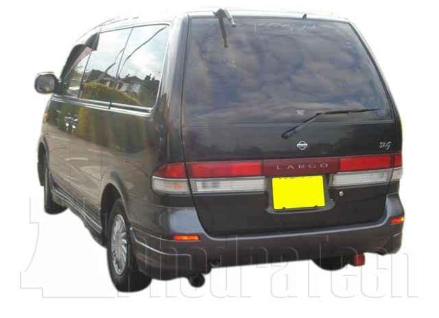 Rebuilt Nissan Largo Diesel 62
