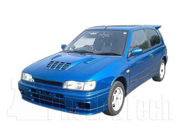 Car Picture - Model 1 - NISSAN PULSAR 2000 cc 89-98  16 VALVE  TURBO INTERCOOLER  GTIR  3 DR HATCH