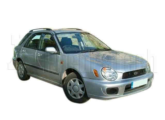 Car Picture - Model 2 - SUBARU IMPREZA 1600 cc 00-0516 VALVESINGLE CAM5 DR ESTATE