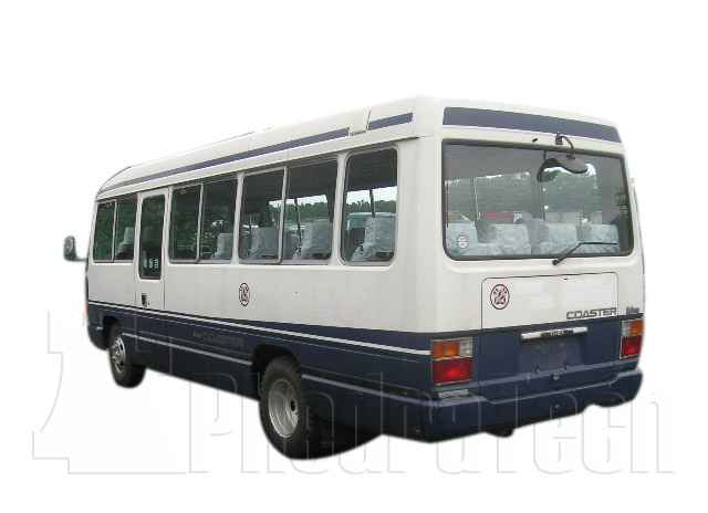 Toyota Coaster Diesel Bus Engine
