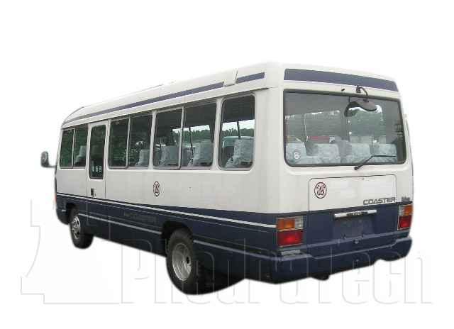 Toyota Coaster Diesel Bus 72
