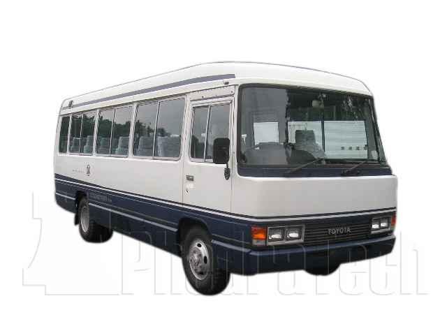 Coaster Diesel Bus 72