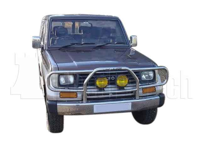 Car Picture - Model 1 - TOYOTA LANDCRUISER DIESEL 2400 cc 85-91  6 CYLINDER  TURBO    4X4 3 DOOR (SWB)