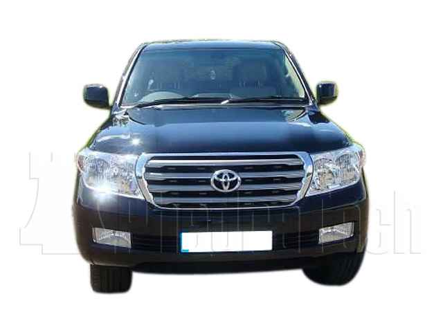 Car Picture - Model 2 - TOYOTA LANDCRUISER DIESEL 4200 cc 07-08  6 CYLINDER  EFI  24 VALVE  4X4 5 DOOR (LWB)