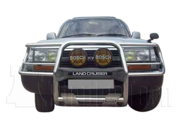 Car Picture - Model 4 - TOYOTA LANDCRUISER DIESEL 4200 cc 95-99  6 CYLINDER  EFI  24 VALVE  4X4 5 DOOR (LWB)
