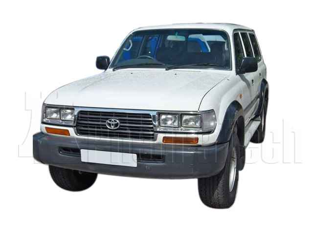 Car Picture - Model 1 - TOYOTA LANDCRUISER DIESEL 3000 cc 96-00  TURBO INTERCOOLER  EFI  JAP IMPORT  4X4 5 DOOR (LWB)