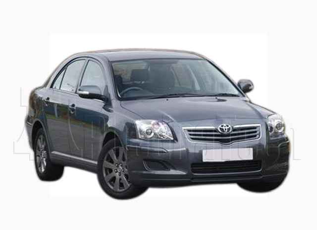 Car Picture - Model 2 - TOYOTA AVENSIS 2400 cc 03-08  16 VALVE  VVT-I    4 DR SALOON