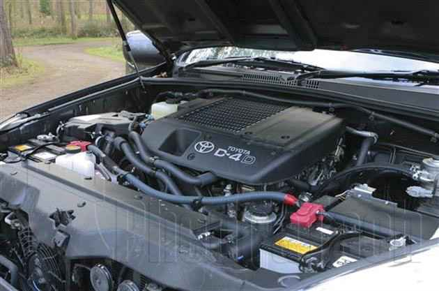 Engine Picture - Model 3 - TOYOTA PRADO DIESEL 3000 cc 96-04  TURBO  D4-D  JAP IMPORT  4X4 3 DOOR (SWB)