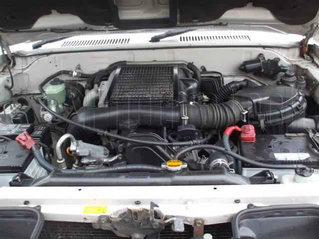 Engine Picture - Model 2 - TOYOTA PRADO DIESEL 3000 cc 96-04  TURBO    JAP IMPORT  4X4 3 DOOR (SWB)