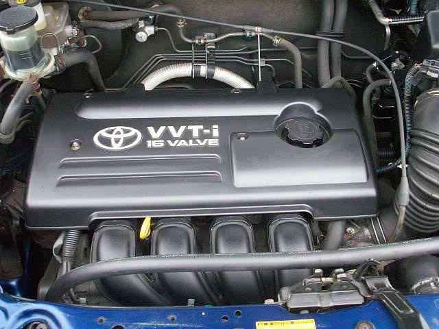 Engine Picture - Model 2 - TOYOTA MR2 1800 cc 00-08  16 VALVE  VVT-I    2 DOOR SPORTS